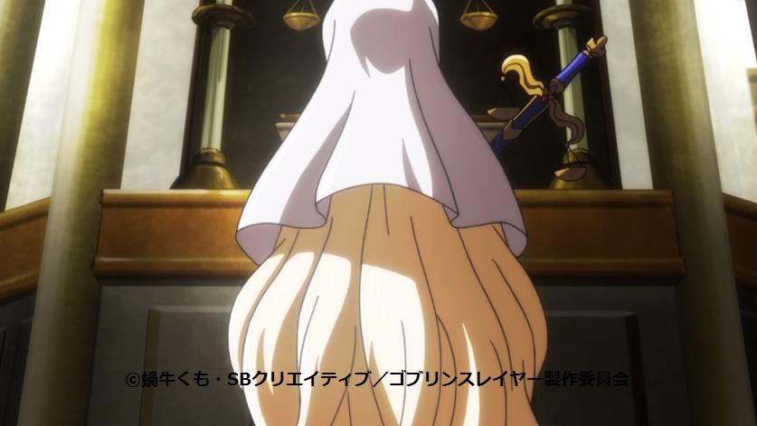 剣乙女(ゴブリンスレイヤー第5話)
